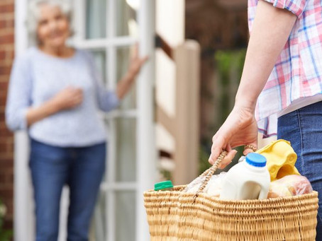Lending a Helping Hand to Your Elderly Neighbors