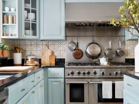 Latest In Cabinet + Countertop Trends