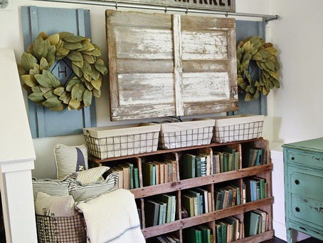 Is Your Wall Decor Outdated