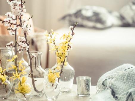 Easy Tips for Seasonal Home Design: Warmer Months