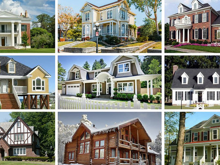 Architectural Style Cheat Sheet