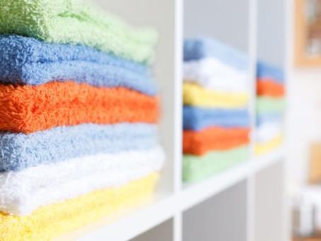 Organizing Your Linen Closet: