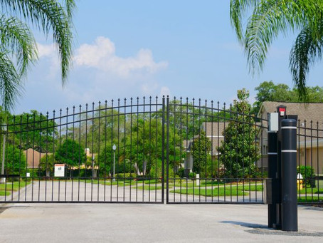 Public Versus Private Neighborhood: Who Pays for Upkeep?