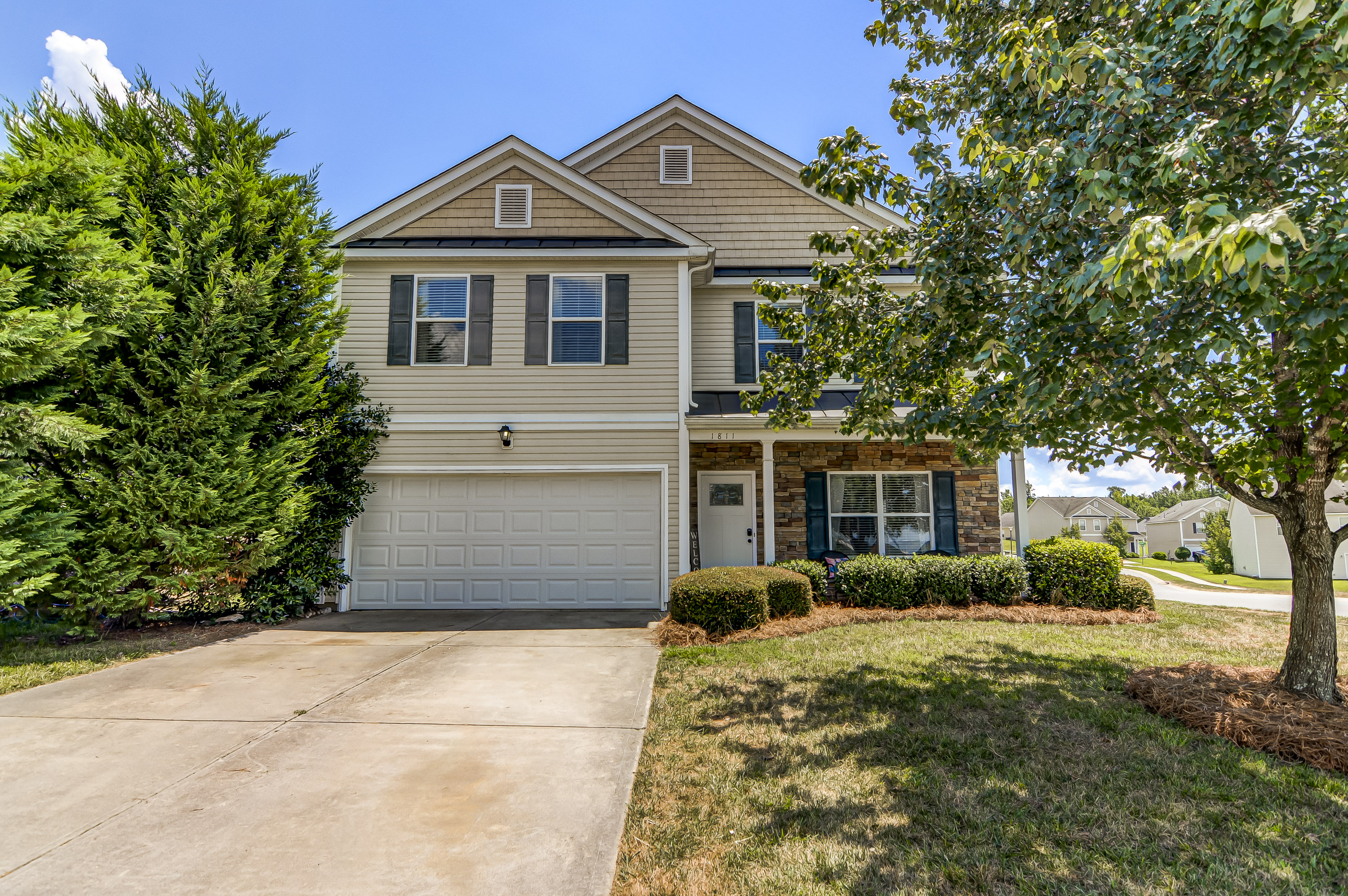 SOLD - 1811 Bray Drive Charlotte, NC 28214