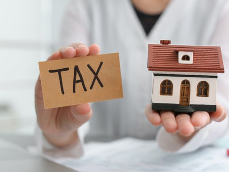 Should You Buy a House with a Tax Lien?