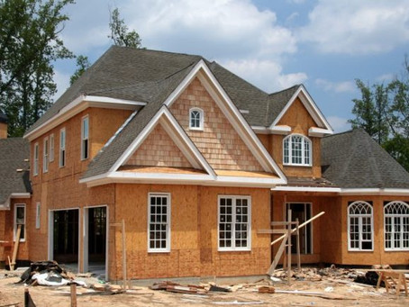 Financing the Construction of a New Home