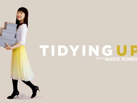 5 Tidying Tips From Marie Kondo