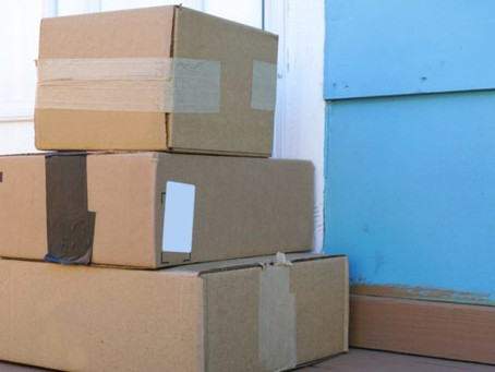 Preventing Package Theft from Your Porch