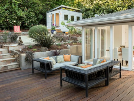 Keeping Your Wood Deck Beautiful