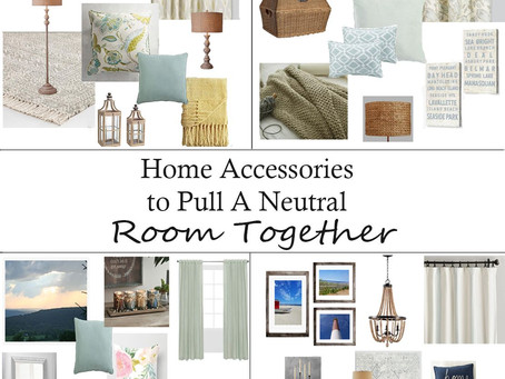 How to pull off a neutral room