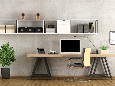 How to Create a Home Office that Fosters Productivity