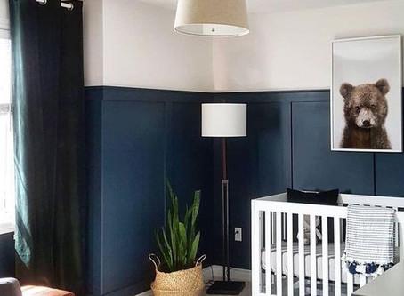 Popular Trends For Nursery Decor