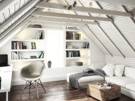 Moving On Up: Converting Your Attic to Living Space