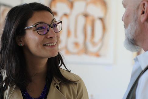 Julia Dao (UNHCR, Genf)