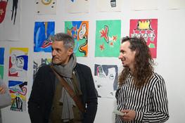 Thomas Peterhans und Christophe Cachelin (Künstler)