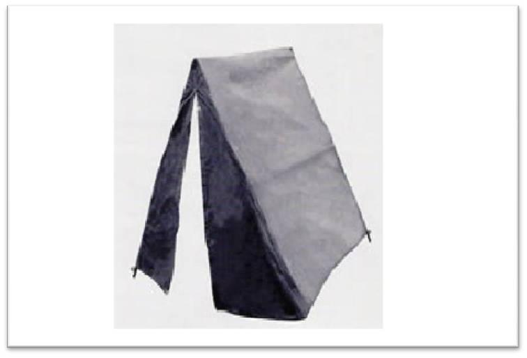 barraca triangular