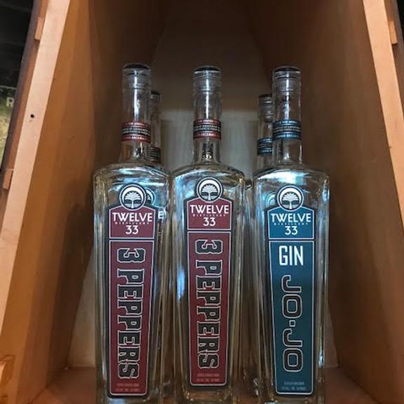 Twelve 33 Free Spirits Tasting