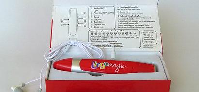 Lingomagic English Reading pen