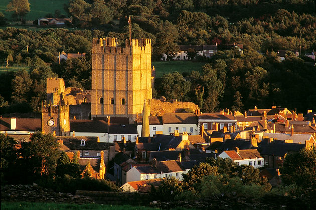 Richmond Civic Society is based on the four cornerstones of what makes Richmondshire in North Yorkshire such a rewarding place to live