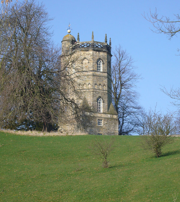 Culloden Tower is owned by The Landmark Trust and admired by Richmond Civic Society
