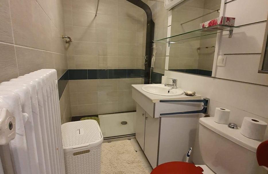 Suite Locative Idéale - La salle de bains