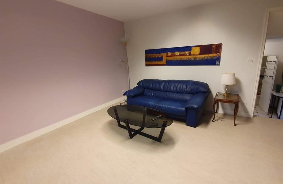 Suite Locative Idéale - Le salon