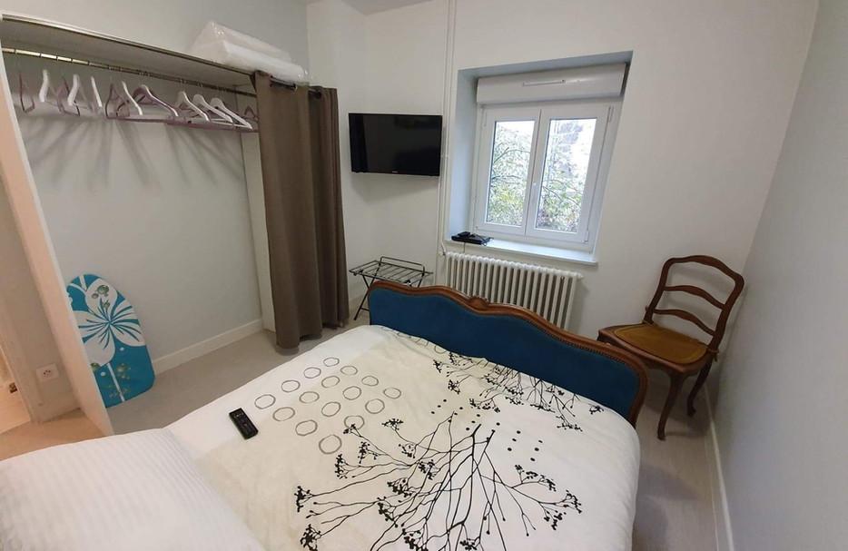 Suite Locative Idéale - La chambre