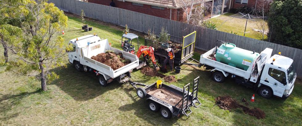 Werribbe Planting 2020