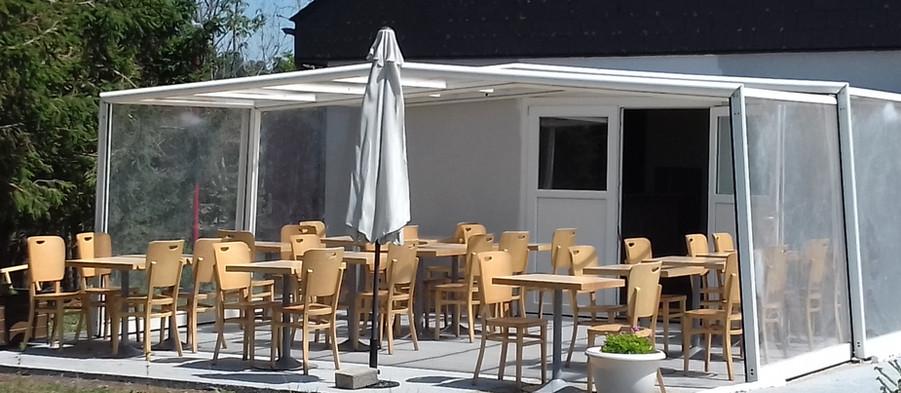 terrasse snack-bar