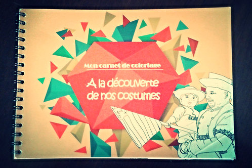 Carnet de coloriage