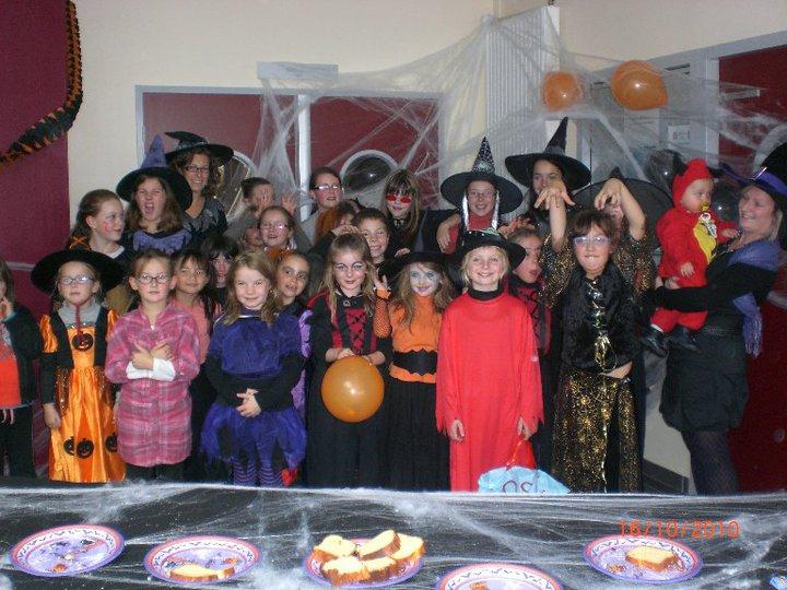 Fest-deiz d'Halloween pour les enfan