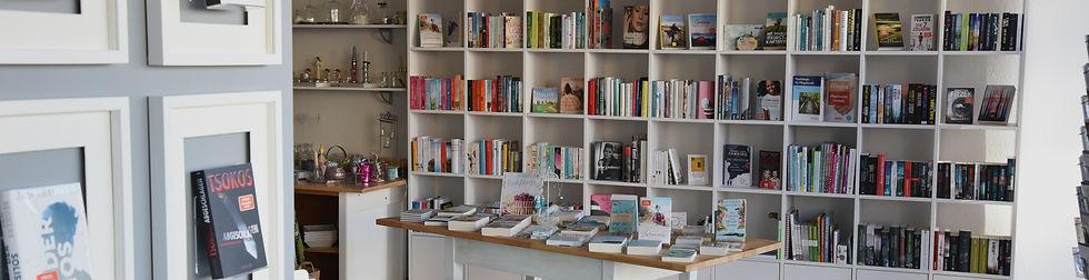 Buchhandlung-Fulda-Buecherwand
