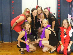Bachelorettes hen party ideas Cape Town Dance Link