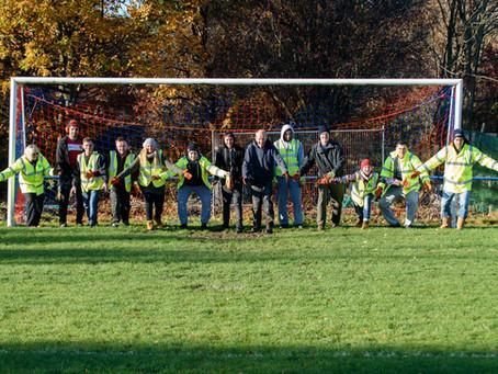 SAVING THE LOCAL FOOTBALL CLUB