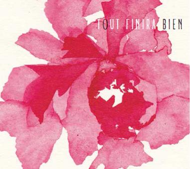 Disque Au Coeur du groupe Tout Finira Bien (chanson francaise, jazz),avec Giles Bourgain, Simon Tailleu, Stéphan Caracci, Yann Lecollaire et Jordi Grognard