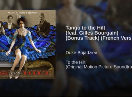 Tango to the hilt