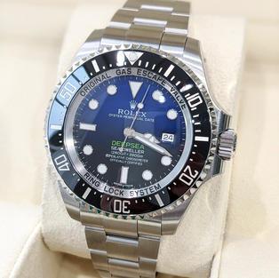 Rolex Sea-Dweller - $17,300