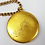 Thumbnail: 14kt Diamond and Enamel Locket with Victorian Chain