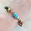 Thumbnail: Egyptian 18kt Scarab Beetle Bracelet