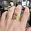 Thumbnail: 18k Gold and Diamond Wrap Ring