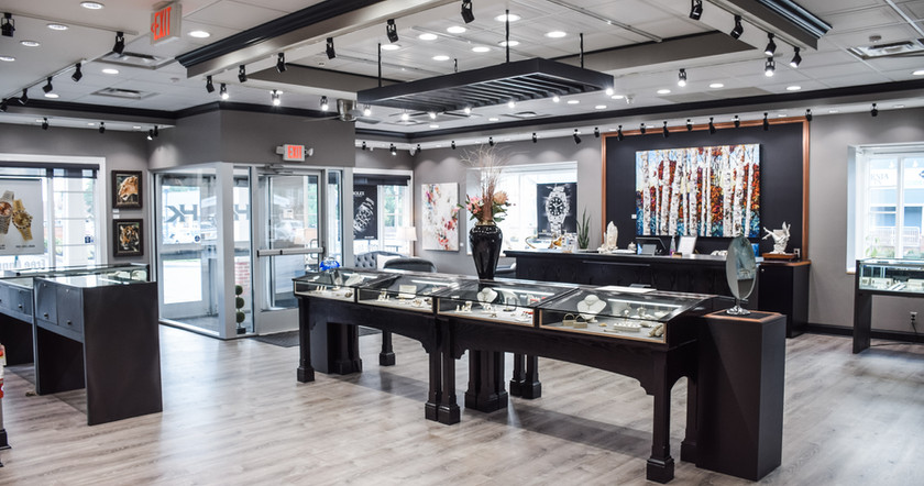 About Estate & Fine Jewelry by Harry Krikorian in Rochester NY