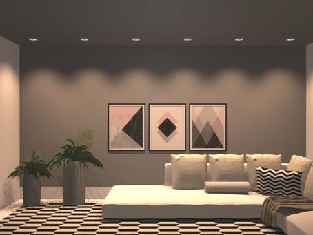 Dicas | Como definir a cor das paredes