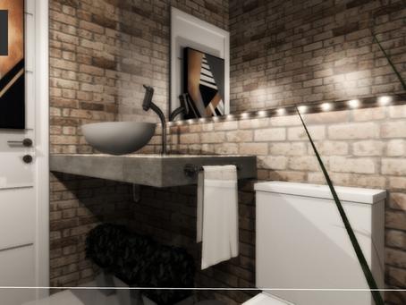 Home Packing | Um novo lavabo