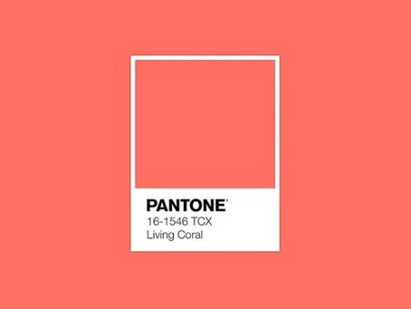 Dica | PANTONE 16-1546 Living Coral