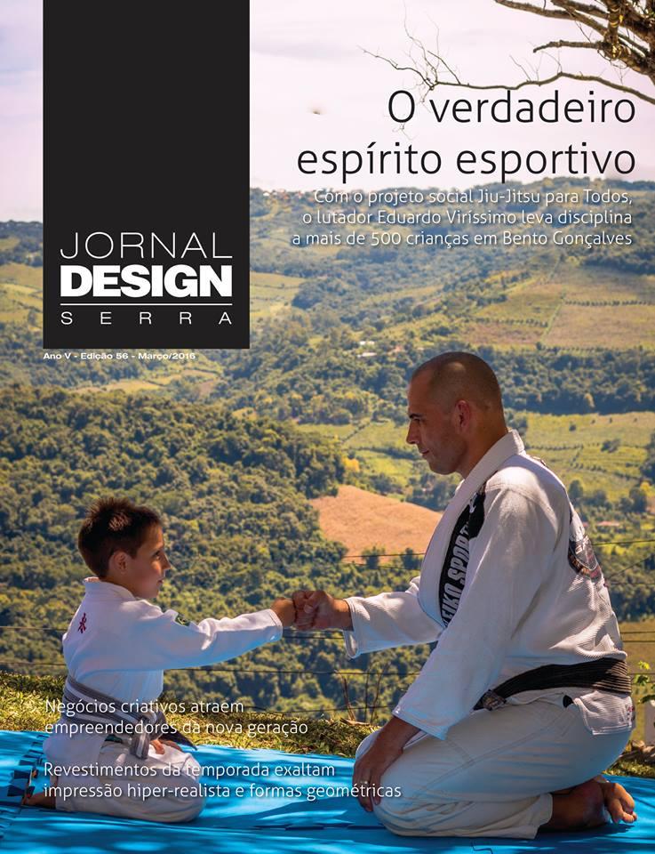 Jornal Design Serra Ed. 56