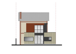 PRO DROUET-projet facade NORD-001