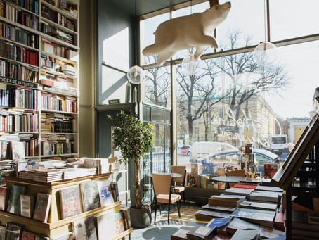 A list of UK Independent Bookshops, including LGBTQ+ and black-owned Bookshops