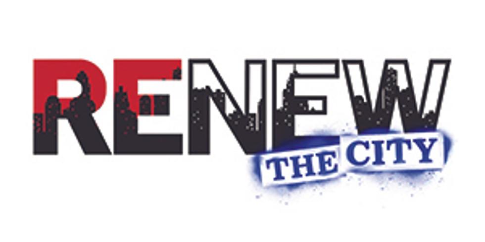 Renew The City (Student Volunteer Opportunity)