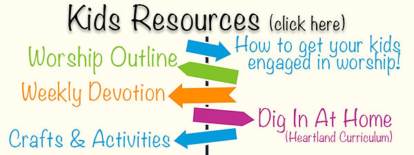 Kids Resources Map