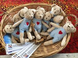 Prayer bears